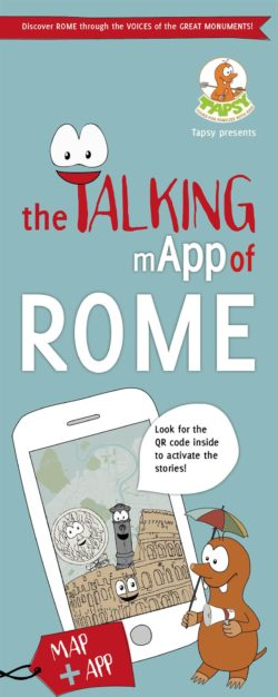 Talking Map of Rome