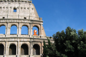 The colosseum_Tapsy Tour of Rome