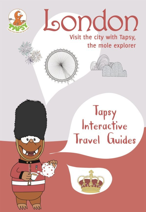 Tapsy's Interactive Travel guide of London_The Mole Hill