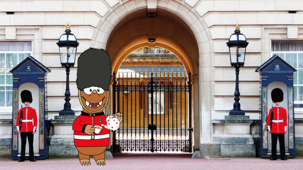 Buckingham Palace_Tapsy Tours for families with kids
