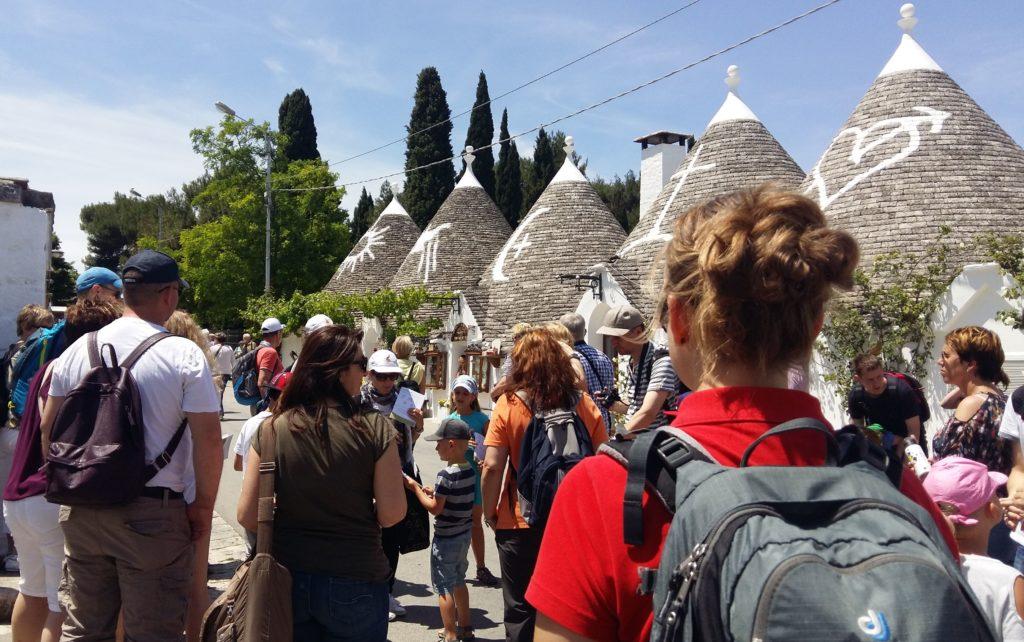 The trulli of Alberobello: Tapsy Tours
