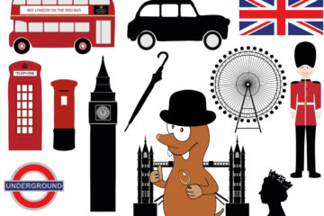 London with kids: Tapsy Tours