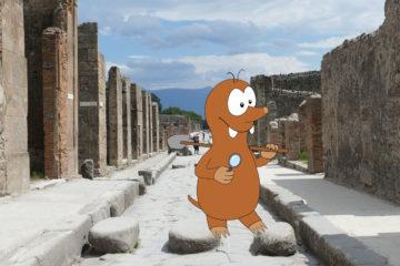 pompeii for kids: Tapsy Tours