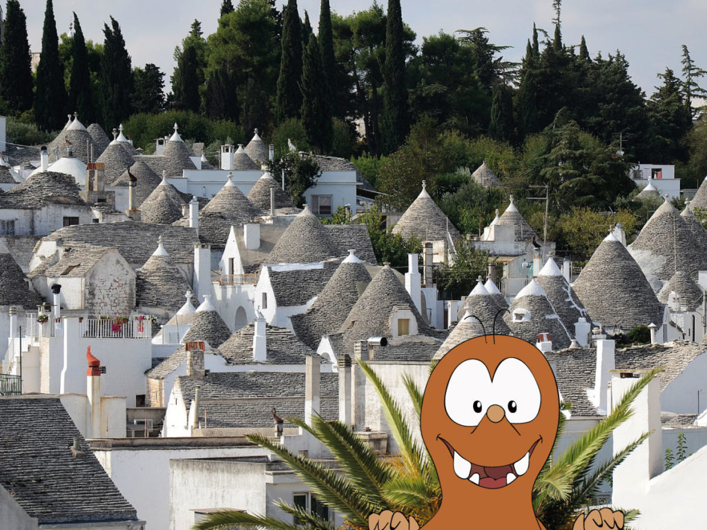 Southern Italy tour: the trulli houses of Alberobello with Tapsy Tours