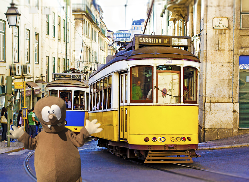 Tapsy Tour of Lisbon for families with kids