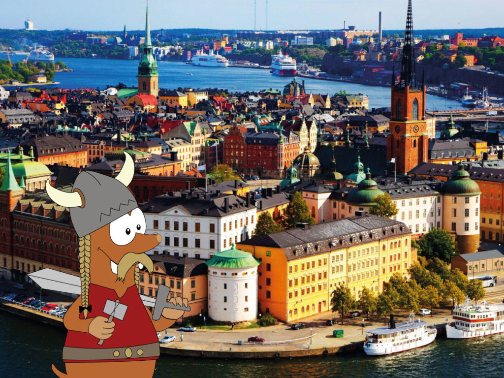 Stockholm with kids: Tapsy tours