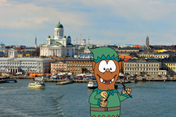 Family tour of Helsinki with Tapsy Tours