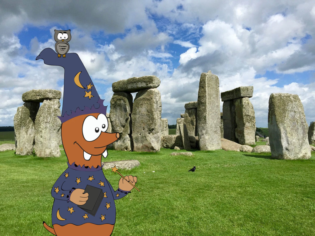 Stonehenge for kids on Tapsy Blog