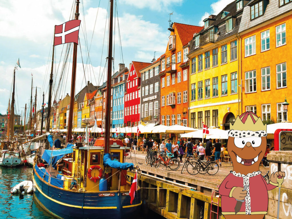 Copenhagen for kids: Tapsy Tours