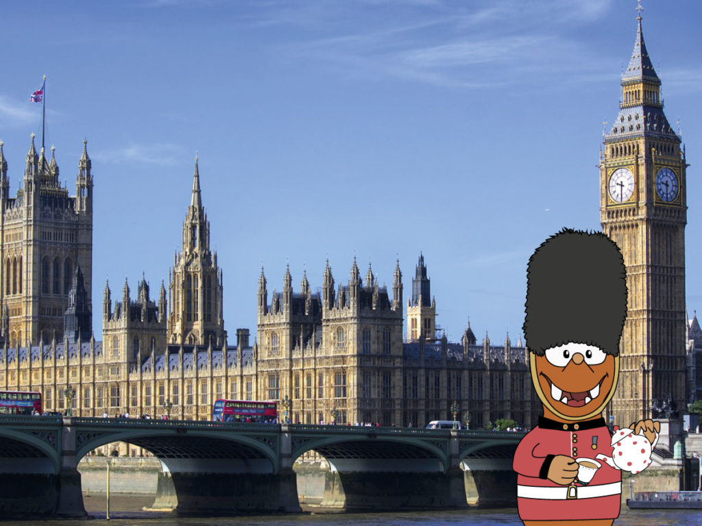 Tapsy Tour of London with kids