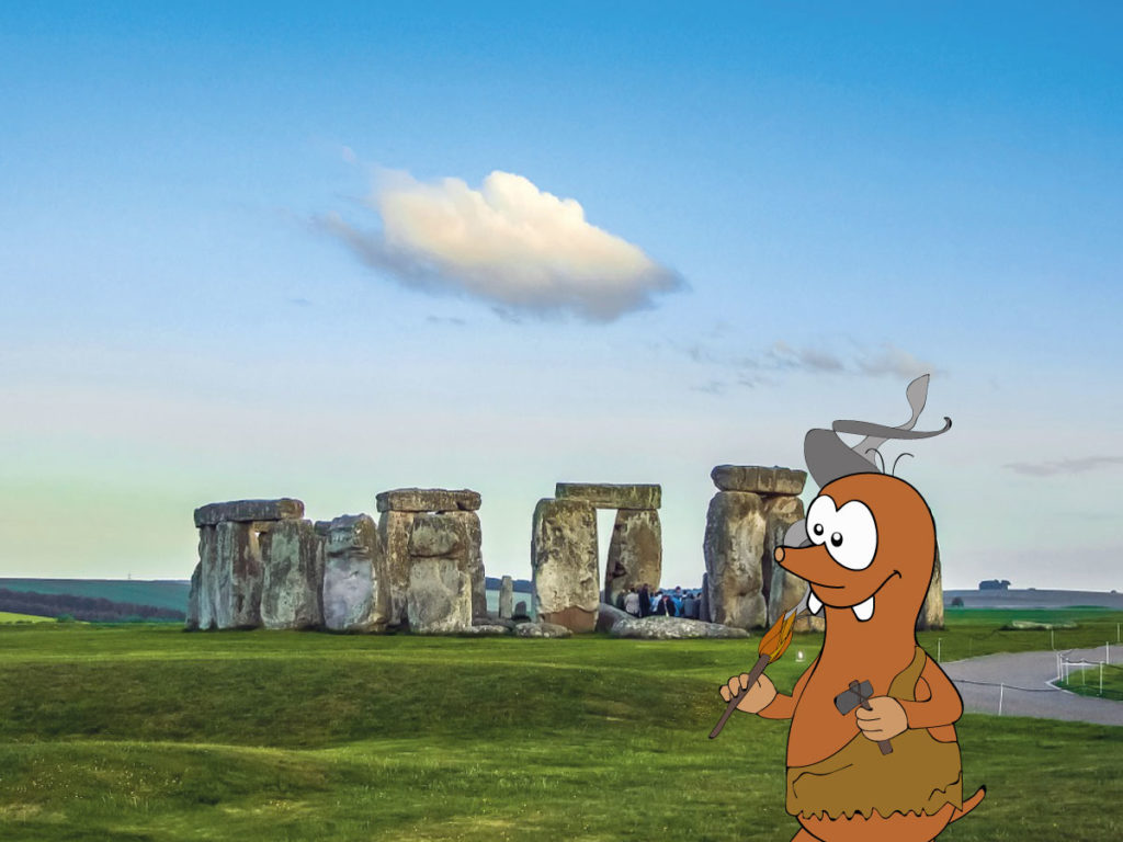 Tapsy's itinerary of Stonehenge on Tapsy Blog