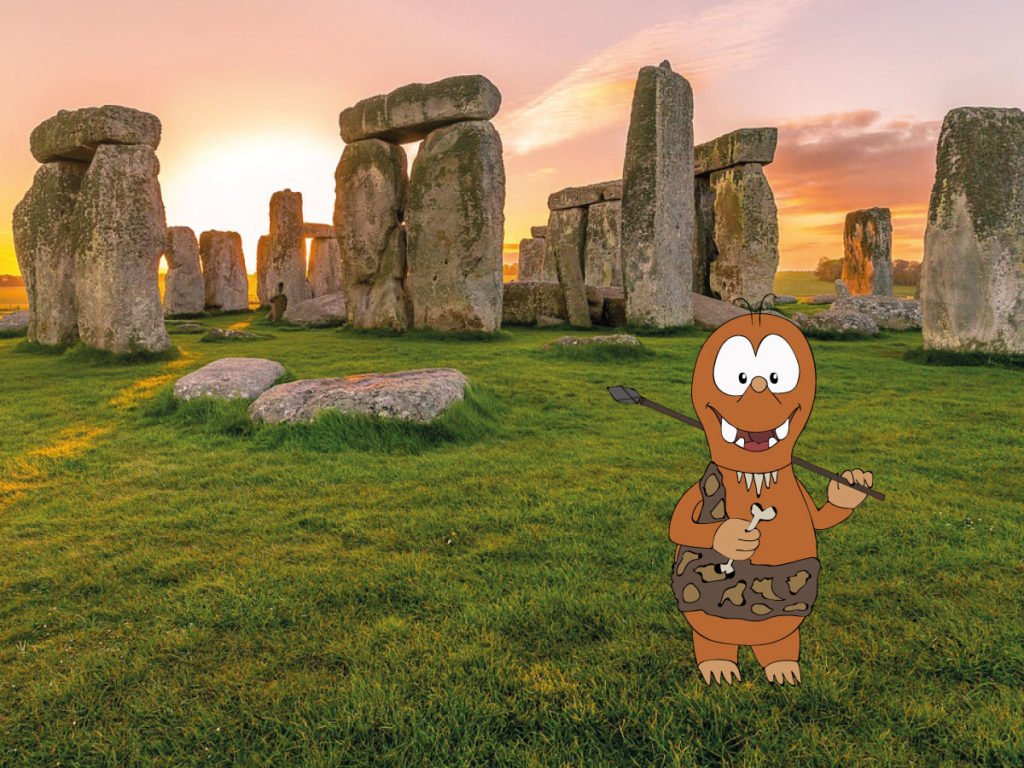Stonehenge with kids with Tapsy Tours