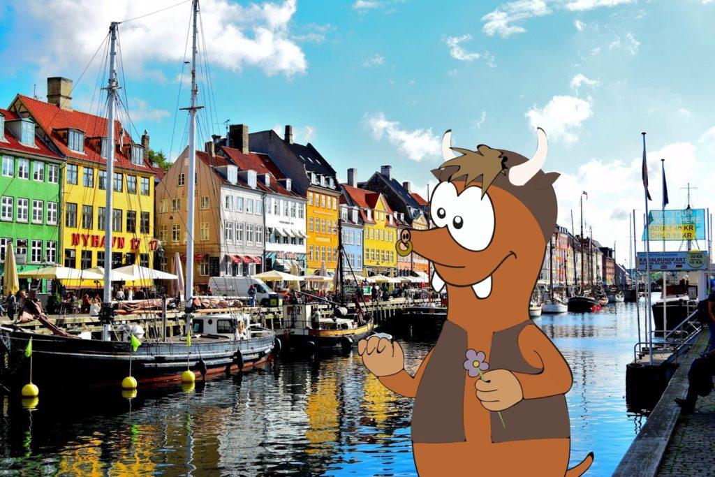 Curiosities about Copenhagen on Tapsy Blog