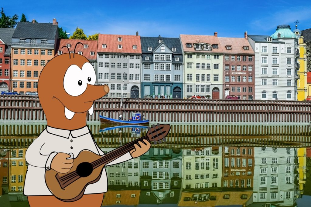 Tapsy Tour of Copenhagen for families with kids
