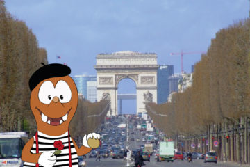 Tapsy Tour of Paris with kids: Champs Elisee