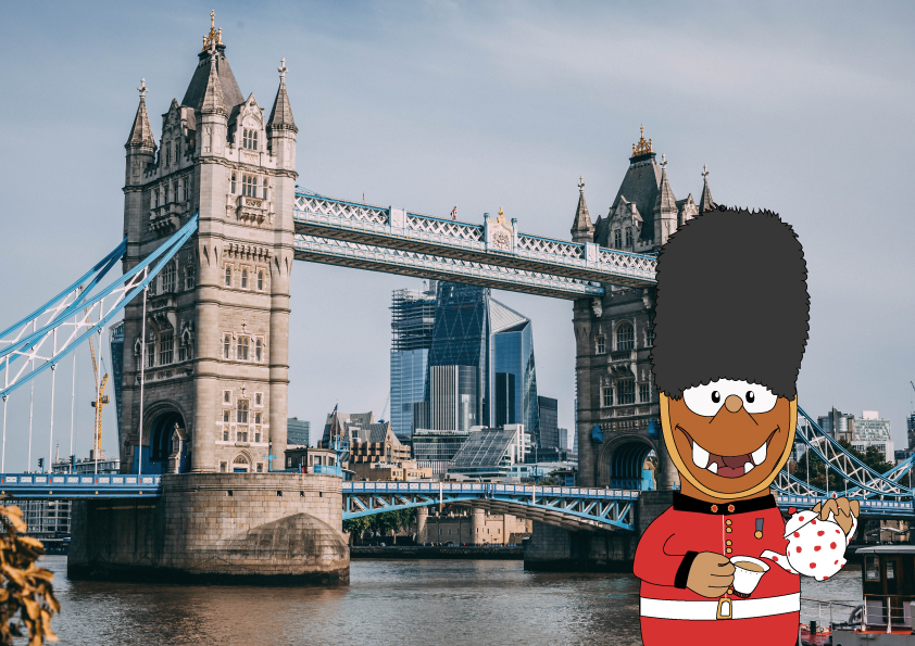London with kids: Tapsy's family itinerary of Europe