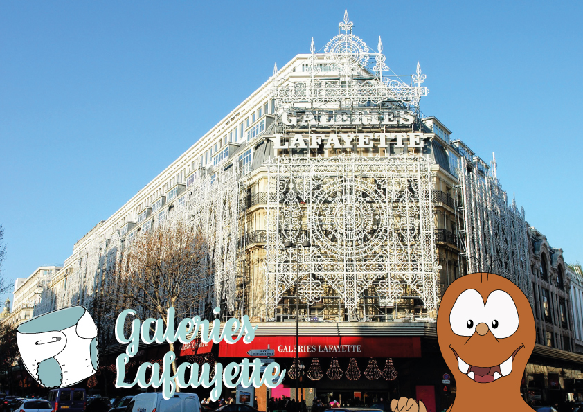galerias lafayette and baby changing facilities in Paris_Tapsy Blog