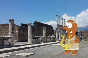 Pompeii for kids: baby changing facilities son Tapsy Blog