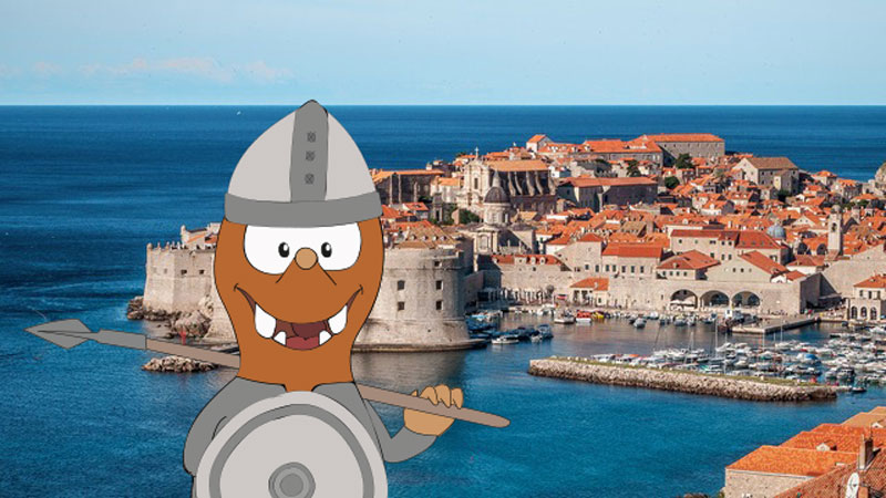 Family tour in Dubrovnik on Tapsy Blog