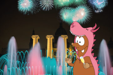 Magic Fountain of Montjüic on New Year's Eve_Tapsy Blog
