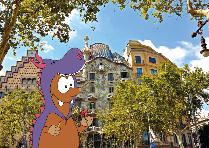 Tapsy Tour of Barcelona for families with kids