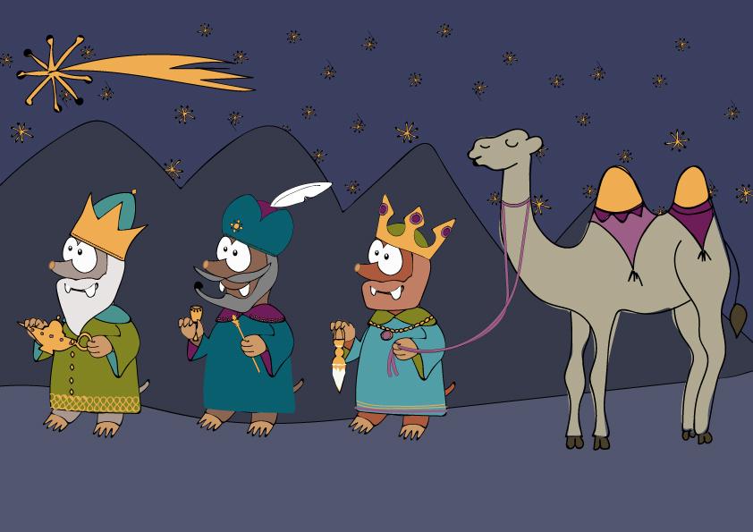 Magi's travel to Jerusalem_Tapsy Blog