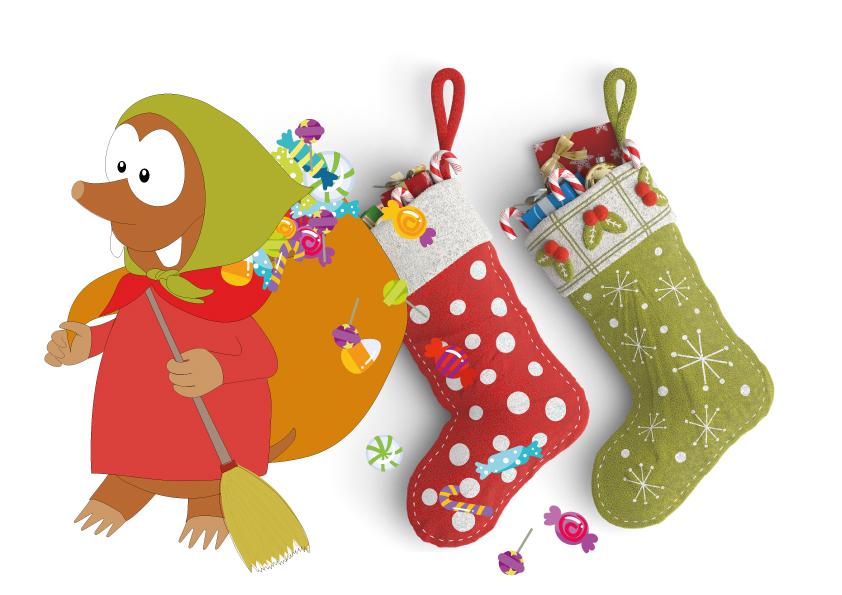 La Befana Epiphany socks_Tapsy Blog
