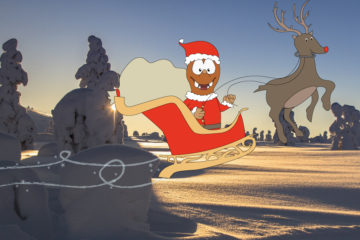 Santa Claus village in Lapland on Tapsy Blog