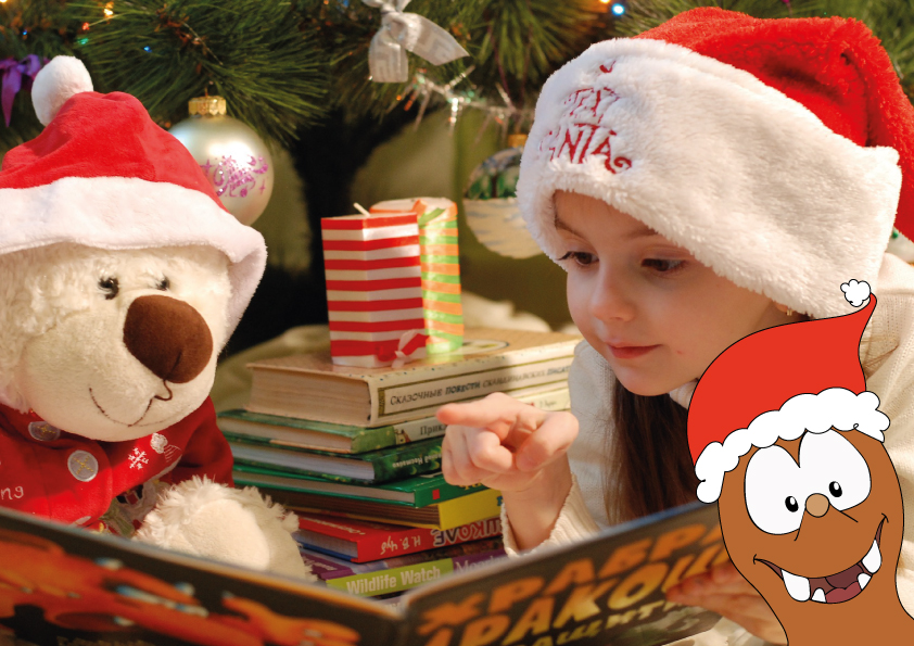 Kids at Christmas_Tapsy Tours for families with kids