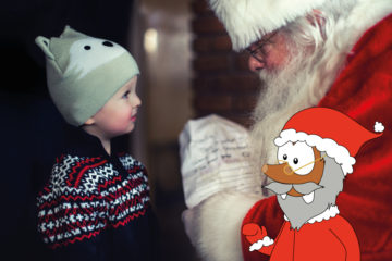 the history of Santa Claus_Tapsy Blog