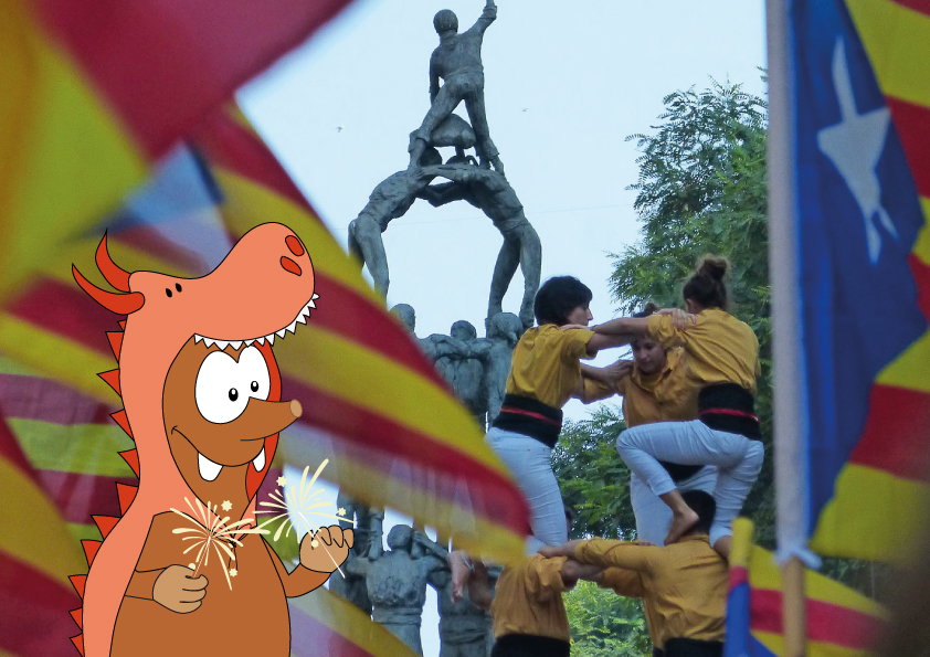 castellers of Barcelona on Tapsy Blog