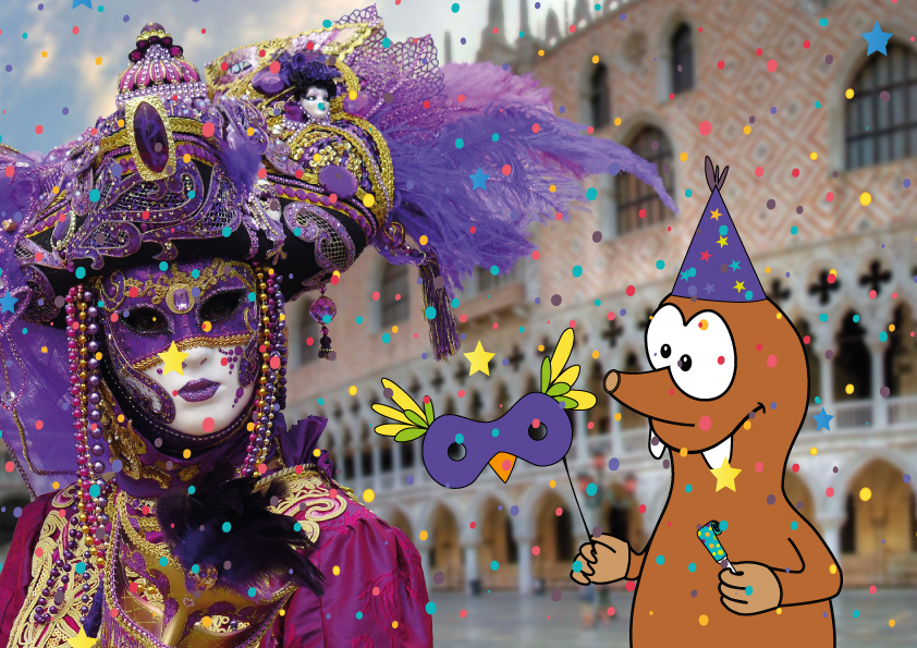 Carnival of Venice with kids on Tapsy Blog