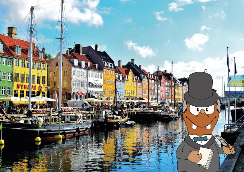 Nihavn port of Copenhagen with children_Tapsy Tour of Copenhagen with kids