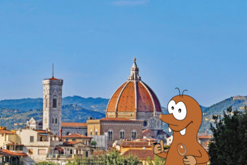 Tour of Florence with kids with Tapsy Tours