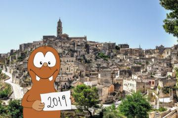 the European capital of culture 2019: Matera