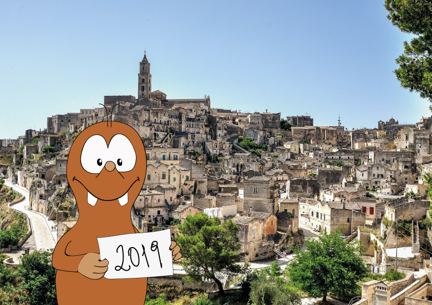 the European capital of culture 2019: Matera_Tapsy Blog