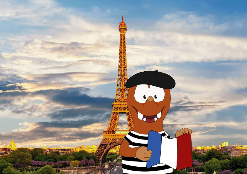 The Tapsy Tour of Paris with kids