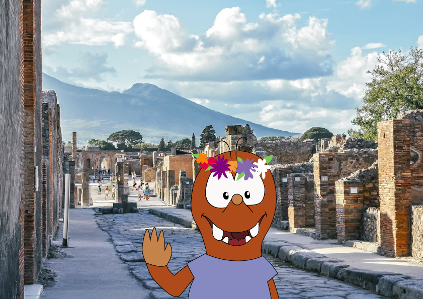 Visit Pompeii with kids_Tapsy Blog