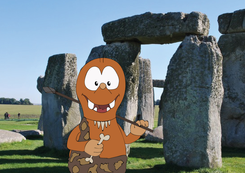 slow travel in Stonehenge with kids_Tapsy Tour of Stonehenge with kids