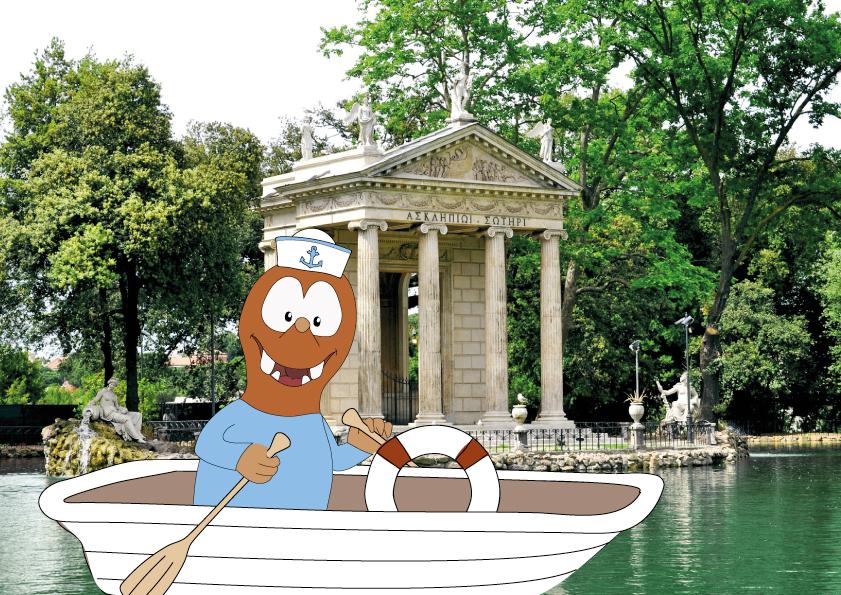 Villa Borghese park in Rome_Tapsy Blog