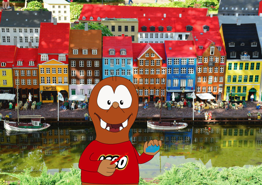 Best places to visit in Europe with kids_Legoland with kids_Tapsy Blog
