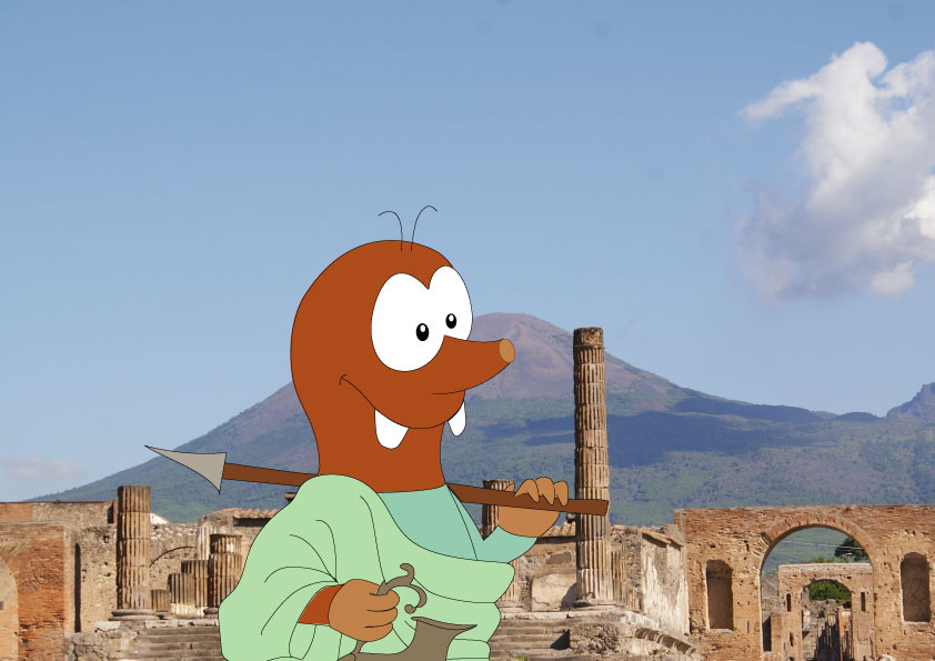 Family holidays in Italy_Tapsy Tour of Pompeii