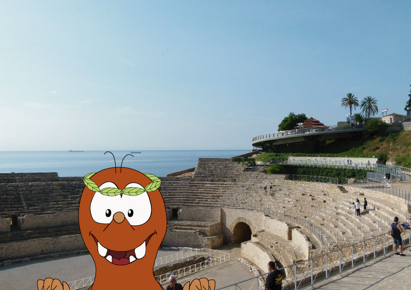Tarragona with kids_best European cities for families_Tapsy Blog