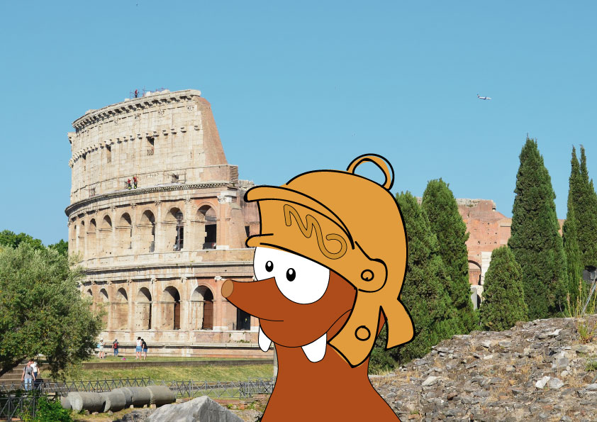 Gladiators in Europe with children_Tapsy Blog