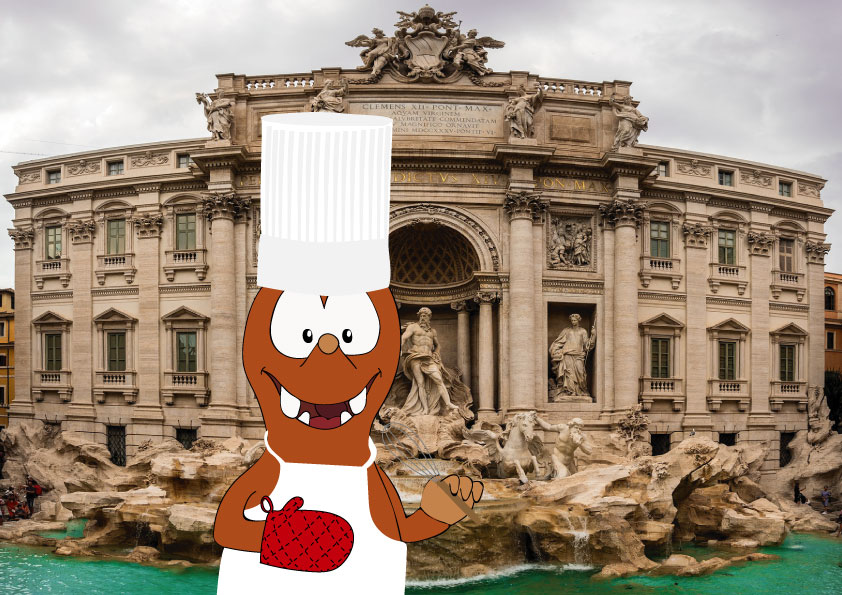 family friendly restaurants in Rome near Trevi fountain_Tapsy Blog