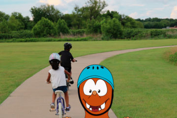 bike weekend in Copenhagen with kids