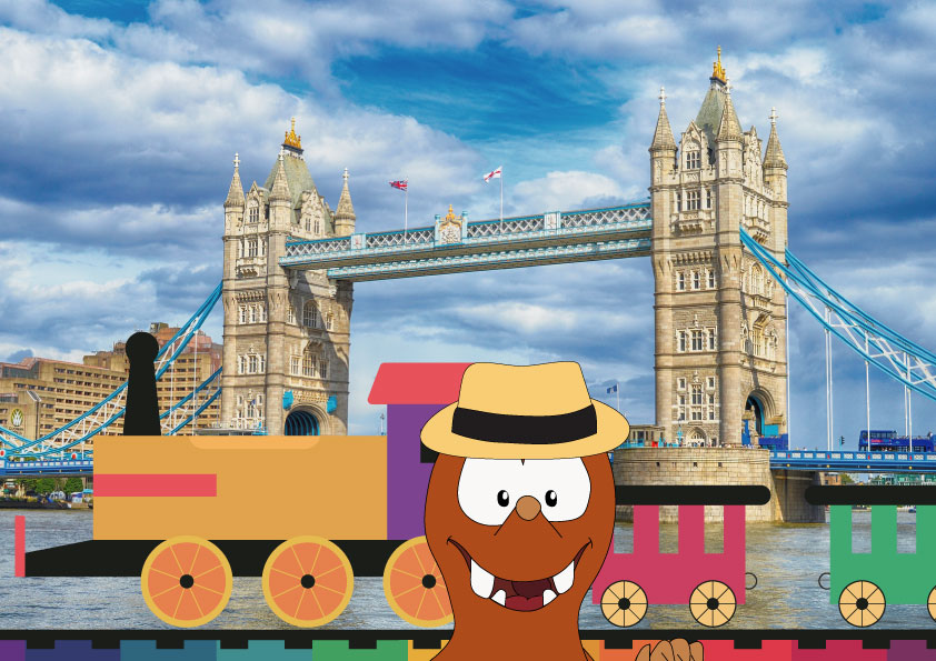 family train holidays in Europe_London_Tapsy Blog