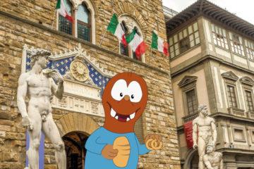 best restaurants in Florence for kids_Piazza della Signoria_Tapsy Blog