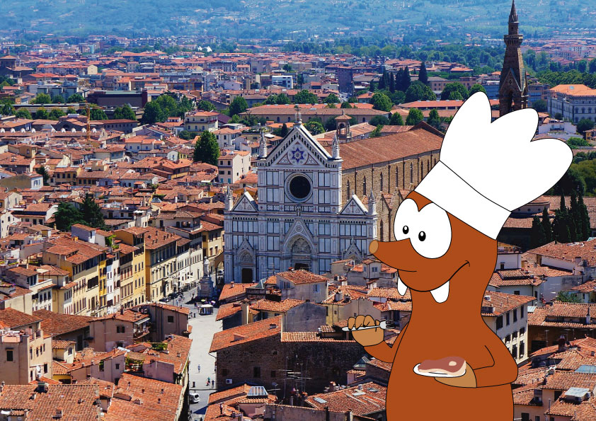 Best restaurants in Florence for kids_Basilica of the Holy Cross_Tapsy Blog