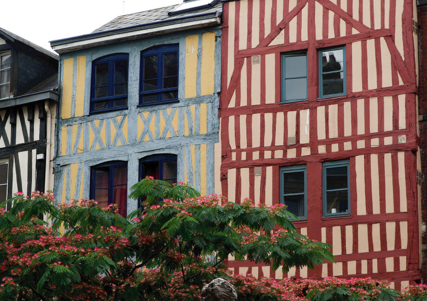 Family day trips from Paris_Rouen_Tapsy Blog